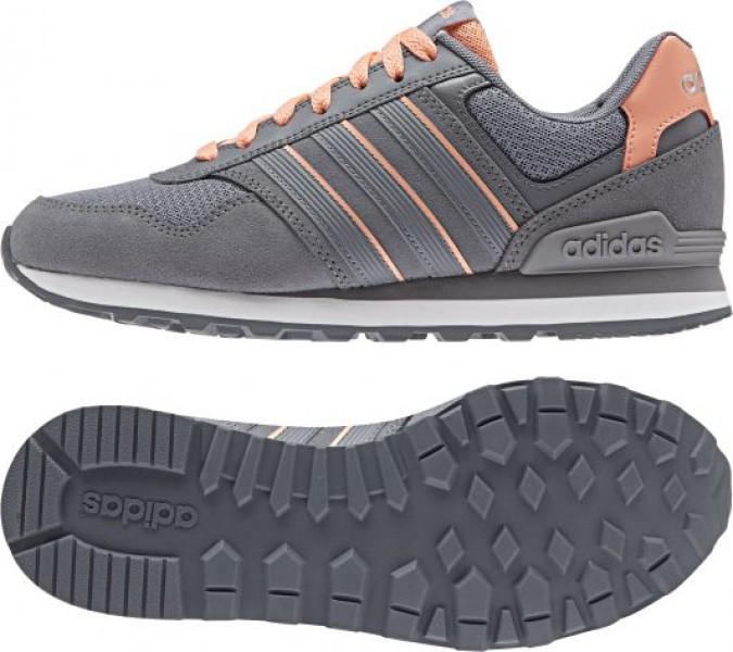 Details zu adidas 10K W Sneaker Damen Schuhe Sportschuhe Schwarz