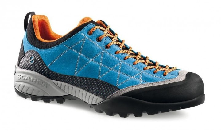 scarpa zen pro azure orange