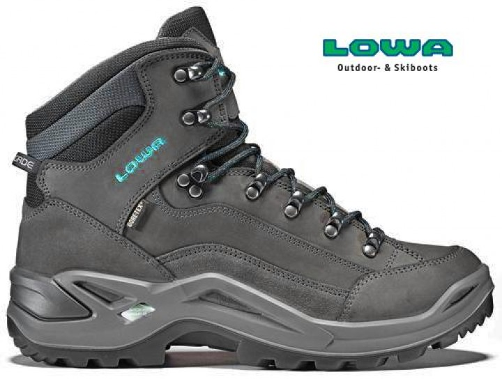 great deals professional sale half off Lowa Renegade GTX MID Ws